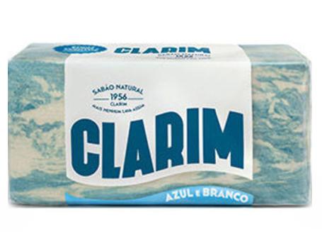 SABAO CLARIM AZUL E BRANCO 400G C/50