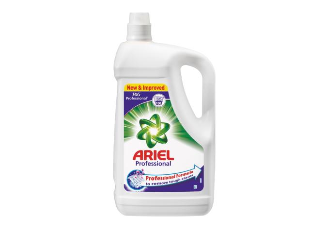 DET. LIQ. ARIEL CLEAN & COMPACT 100 DOSES C/3