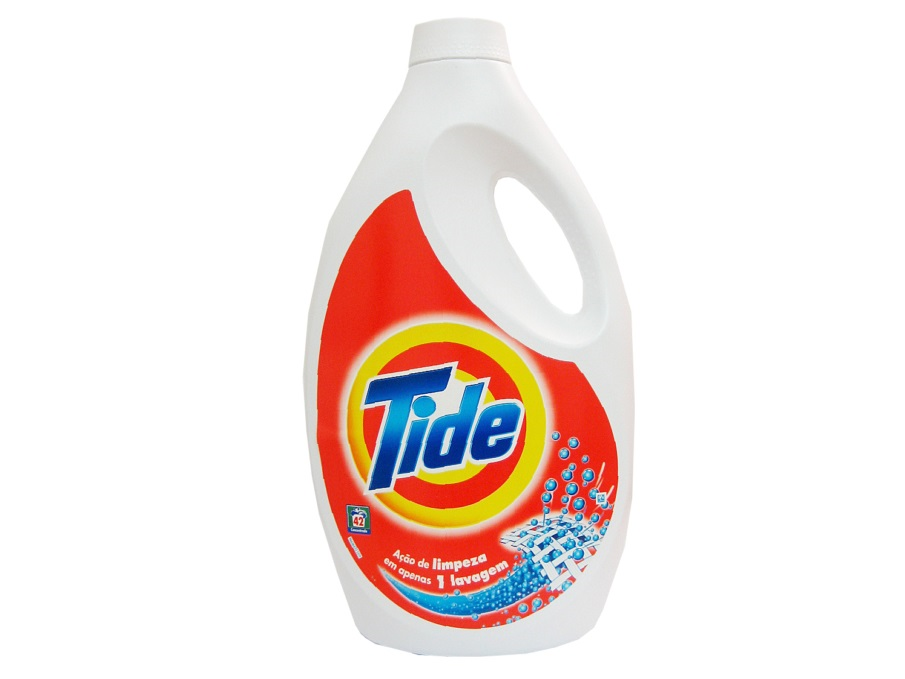 DET. LIQ. TIDE REGULAR 42 DOSES C/4