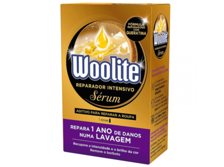 REPARADOR WOOLITE SERUM 100ML C/12