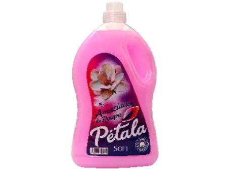 AMACIADOR PETALA SOFT ROSA 4L C/4