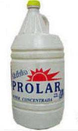 LIXIVIA PROLAR 5L C/3