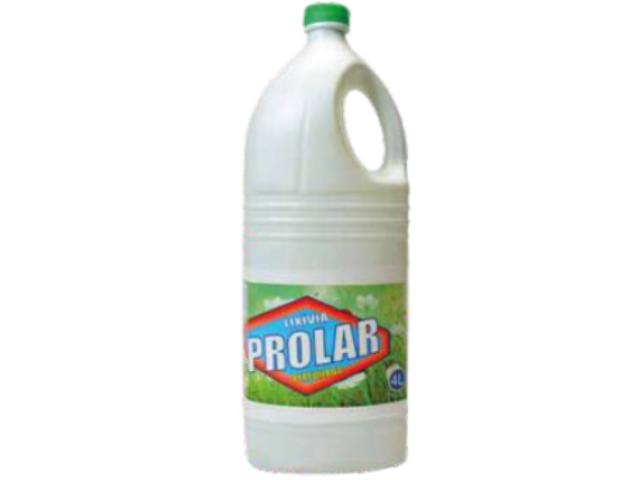 LIXIVIA PROLAR PERFUMADA 4L C/3