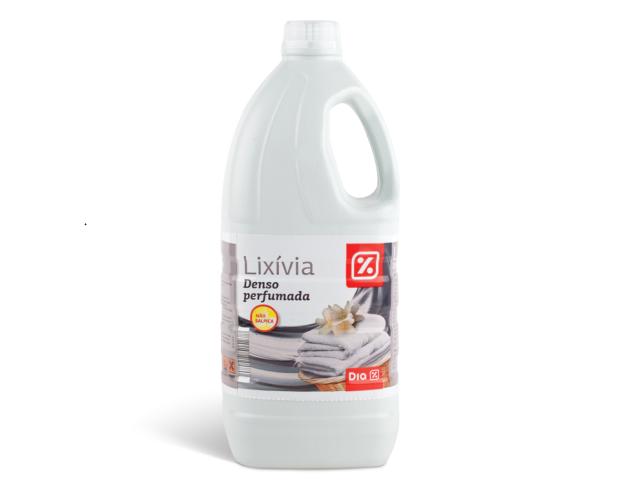 LIXIVIA DENSA PERFUMADA DIA 2L C/6