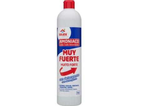 AMONIACO PERFUMADO DIA 1,5L C/8