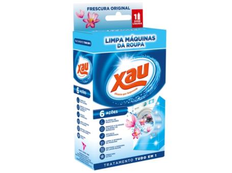 LIMPA MAQUINA ROUPA XAU 250ML C/12
