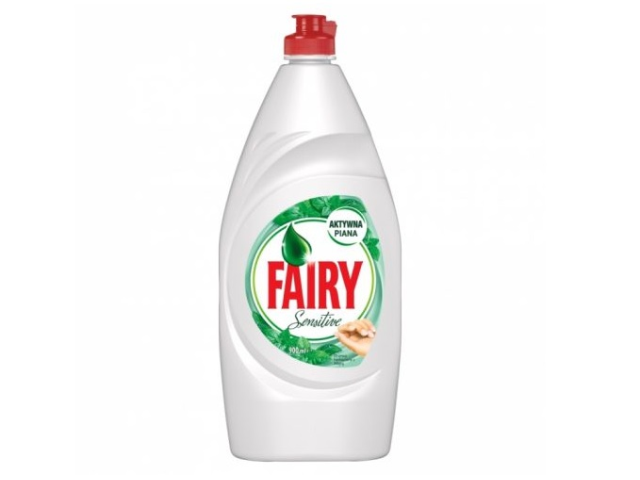 LAVA LOUÇA FAIRY SENSITIVE 450ML C/21