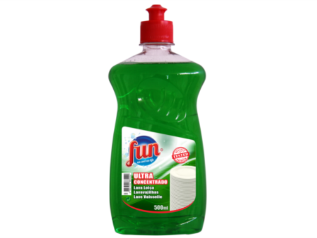 LAVA LOUÇA ULTRA CONCENT.VERDE FUN 500ML