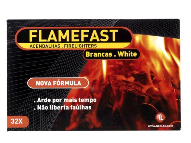 ACENDALHAS FLAMEFAST 32UN C/28
