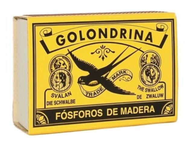 FOSFOROS LONGOS GOLONDRINA 45UN C/30