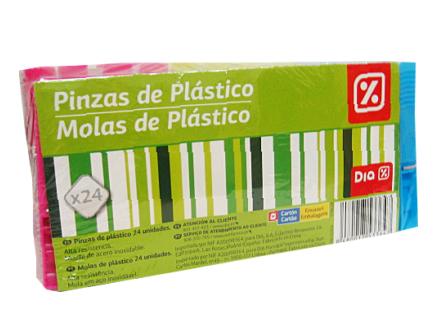 MOLAS PLASTICO DIA 24UN C/12
