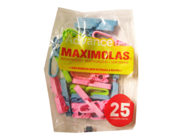 MOLAS MAXIMOLAS ADVANCE 25UN C/16