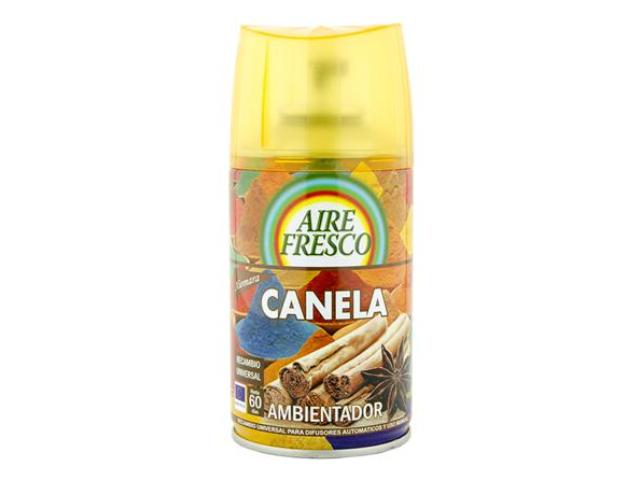 XIOMARA - RECARGA AMBIENTADOR CANELA 250ML C/6