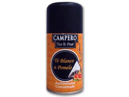AMBIE. REC. CAMPERO CHA BRANCO E TORANJA 250ML C/6