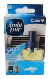 REC. AMBI PUR CAR PACIFIC AIR 7ML C/12