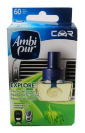 REC. AMBI PUR CAR EXPLORE 7ML C/12