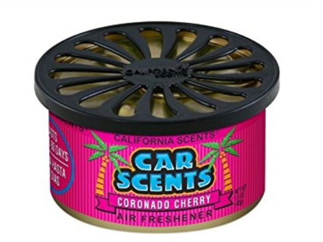 AMB, P/CARRO CALIFORNIA SCENTS CEREJA 42G C/12