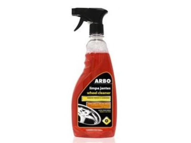 LIMPA JANTES SPRAY ARBO 500ML C/6