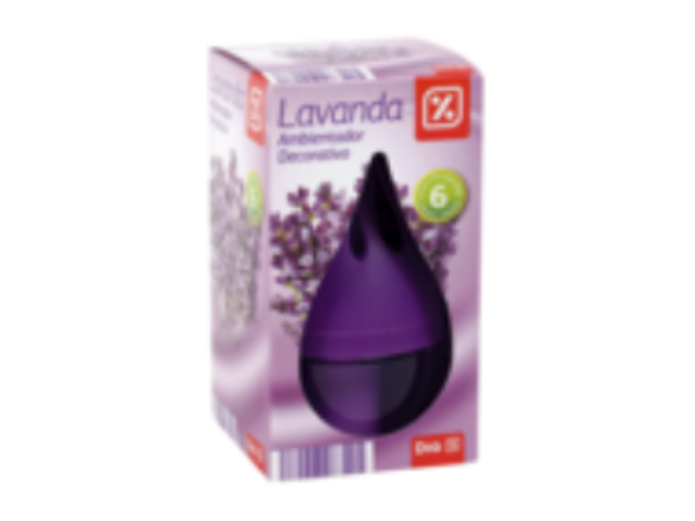AMB. DECORATIVO LAVANDA DIA 75ML C/6