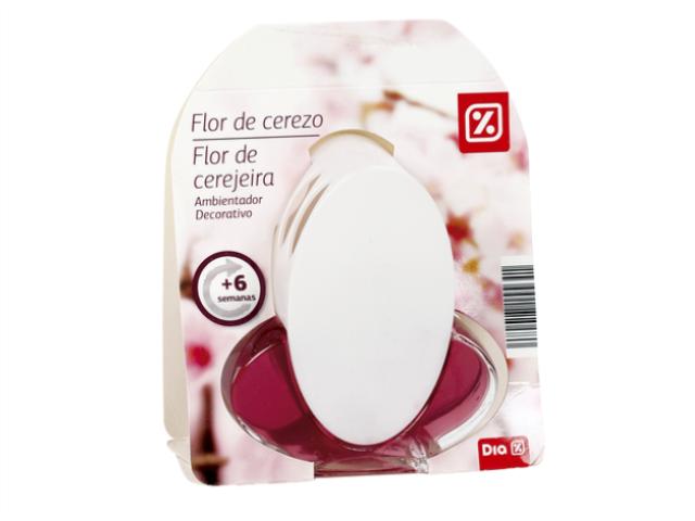 AMB. DECORATIVO FLOR DE CEREJEIRA 75ML C/9