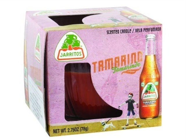VELA AROM. JARRITOS TAMARINDO 78G C/8