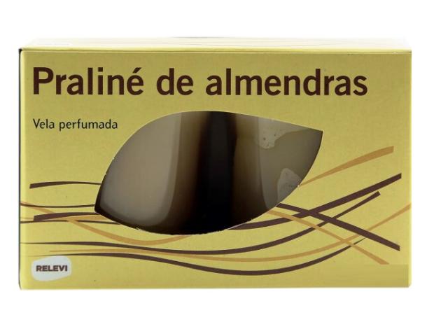 VELA PERFUMADA DE AMENDOA RELEVI 2UN C/20