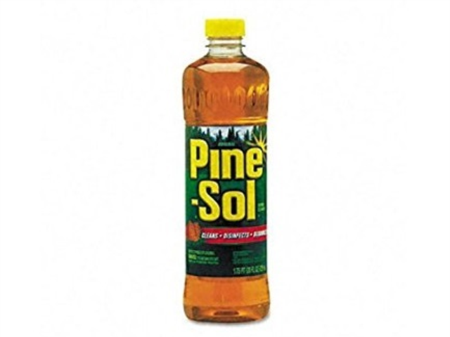 DETERG. PINE-SOL ORIGINAL 709ML C/12