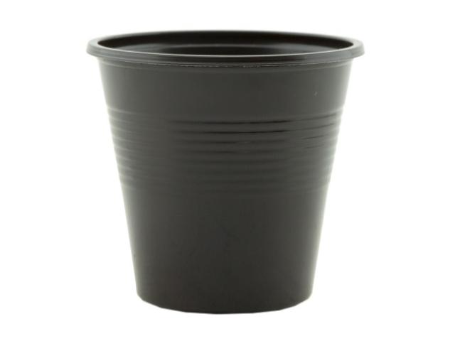 COPO PLAST. CASTANHO 80CC P/CAFE 50UN C/48