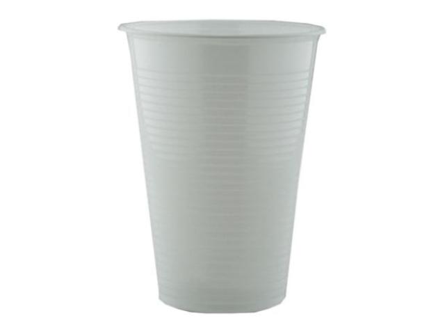 COPOS BRANCO PLAST. MAXI 220ML 30UN C/90