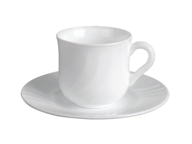 CONJUNTO CAFE EBRO 6UN 10CL C/6