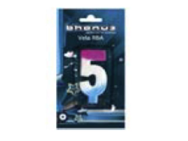 VELA RBA Nº 5 BHONUS C/12