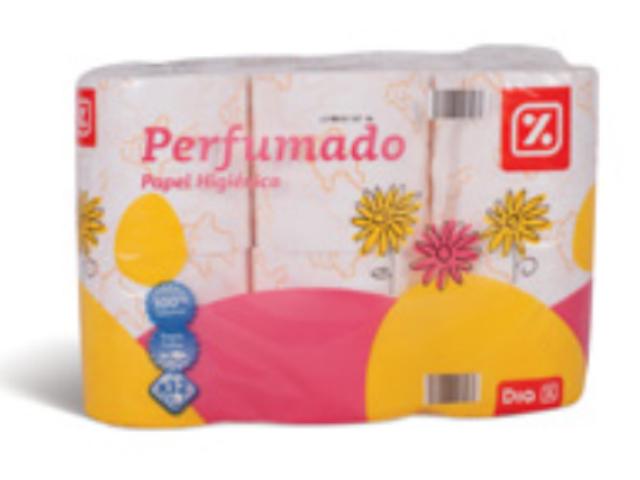 PAPEL HIGIENCIO PERFUMADO DIA 12R C/9
