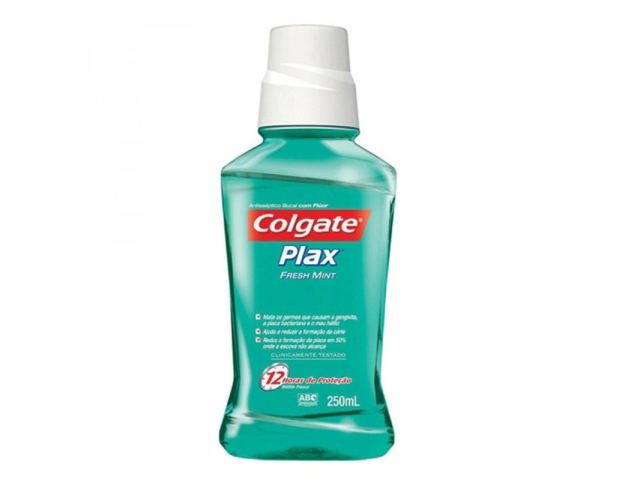 ELIXIR SOFT MINT COLGATE PLAX 250ML C/12