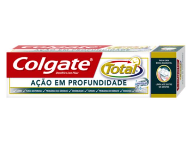 COLGATE TOTAL AÇAO PROFUNDIDADE 75ML C/12