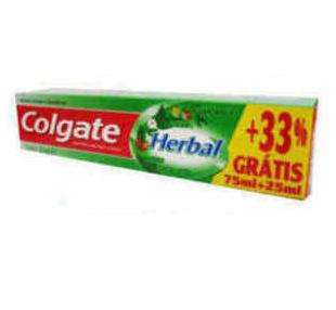 COLGATE - HERBAL 100 ML C/12