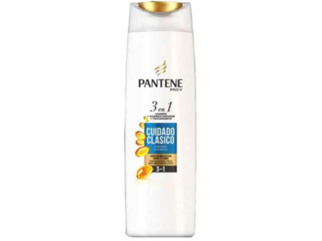 CHAMPO PANTENE CLASSICO 3 EM 1 300ML C/6