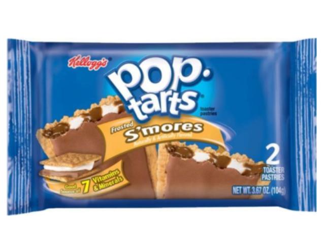 POP TARTS KELLOGG'S S´MORES 104G PACK 2UN C/6