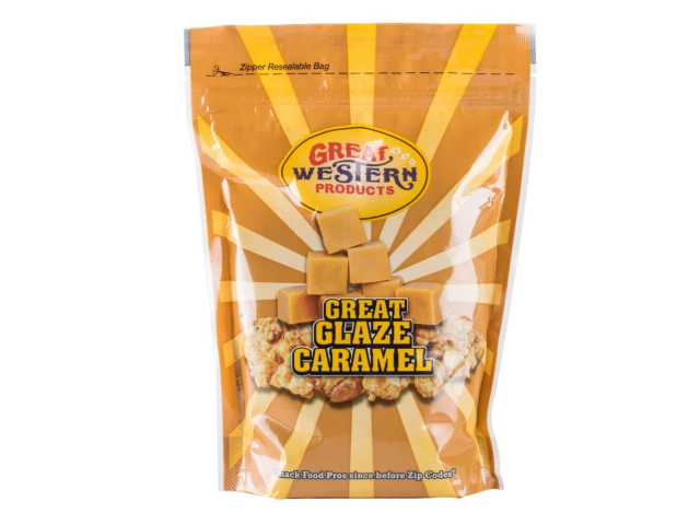 CARAMELO P/PIPOCAS GREAT WESTERN 794G