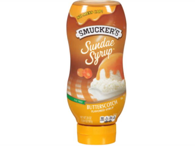 BUTTERSCOTCH LIQUIDO SMUCKER´S 567G C/12