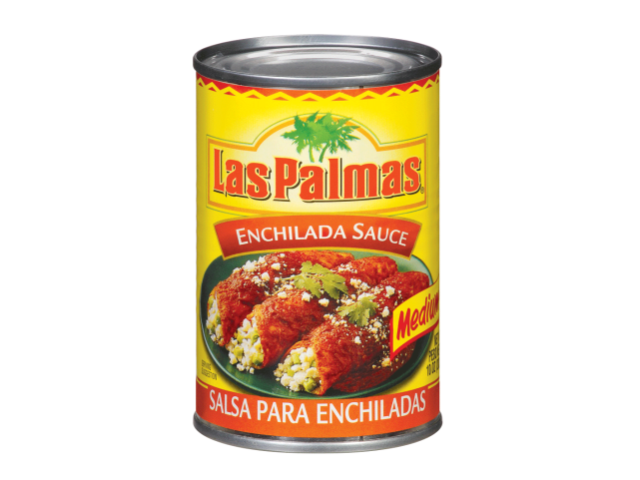 MOLHO P/ENCHILADAS LAS PALMAS 283GRS C/24