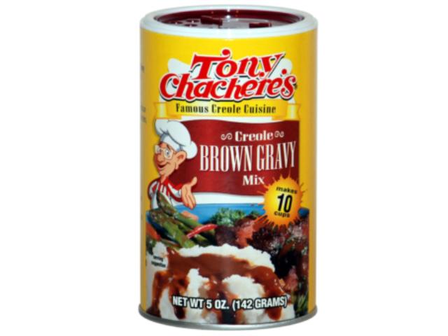 BROWN GRAVY MIX TONY CHACHERE´S 142G C/12