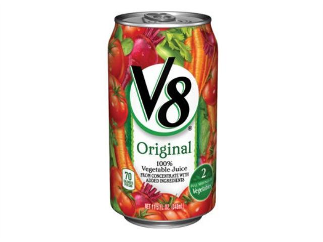 SUMO V8 VEGETAIS 0,34L C/28