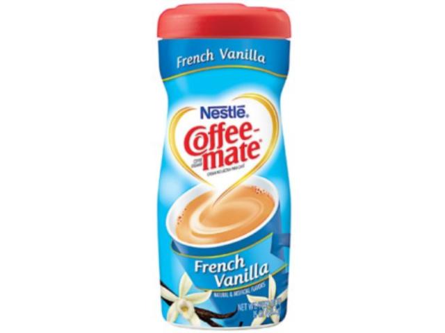 COFFEE-MATE BAUNILHA NESTLE 425.2G C/12