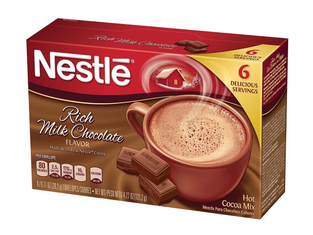 CHOCOLATE QUENTE NESTLE 121G