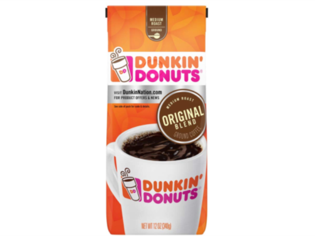 CAFE MOIDO DUNKIN DONUTS 340G C/6