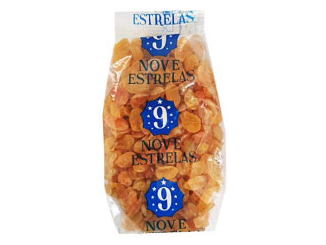 9ESTRELAS - SULTANA DOURADA S/150GRS
