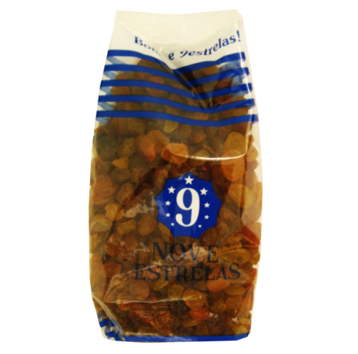 9ESTRELAS - SULTANA ORANGE S/150GRS